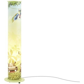 Stehleuchte Wildnis - grün - 100 cm | Möbel Kraft