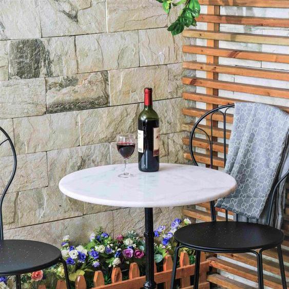 Stehtisch, 60x71x60 cm (BxHxT), SIT-Möbel, Material Gusseisen