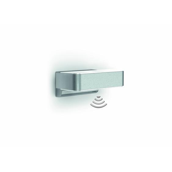Steinel LED-Außenleuchte L 810 iHF Z-Wave silber