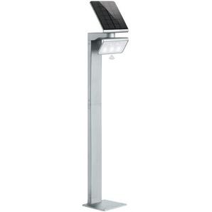 Steinel LED Solar Wegeleuchte X Solar GL-S Silber