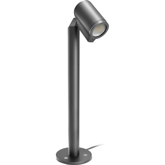 Steinel LED-Strahler Spot Way Anthrazit mit Dämmungschalter