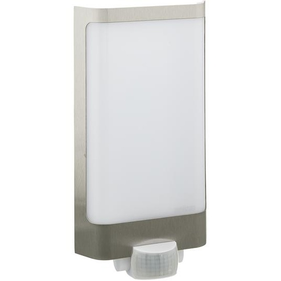 Steinel LED-Wandstrahler L 240 30,5 x 16,5 x 8,1 cm silbern