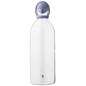 Stelton Karaffe ,Blau ,Glas