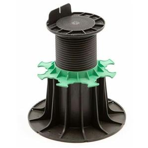 Stelzlager Terrasse Holz - Höhenverstellbar 140 bis 230 mm- JOUPLAST verpacken : 40 Stück (Kiste)