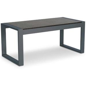 Stern Gartentisch, Anthrazit, Aluminium