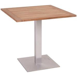 Stern Möbel Bistrotisch, Designer Stern Design, 74x70x70 cm