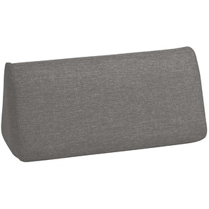 Stern Möbel Rückenkeil Domino grau, 30x70x30 cm