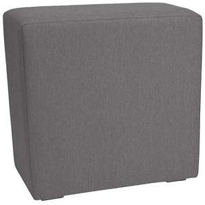 Stern Möbel Rückenteil Domino grau, 80x80x42 cm