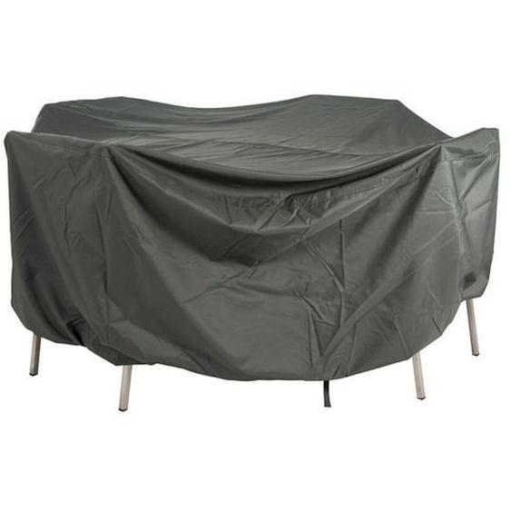 Stern Schutzhülle für Sitzgruppe 300x220x90cm grau Dunkelgrau
