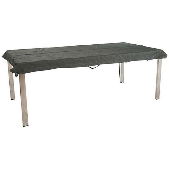 Stern Schutzhülle mit Bindebänder für Tischplatten 133x83cm Dunkelgrau