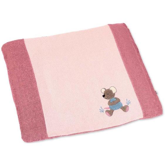 Sterntaler Wickelauflagenbezug Mabel Einheitsgröße rosa Baby Wickelauflagen wickeln