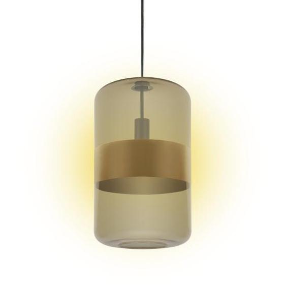 Stiltalent by ® Pendelleuchte Glassie Gold gold Ø 20 x 143 cm