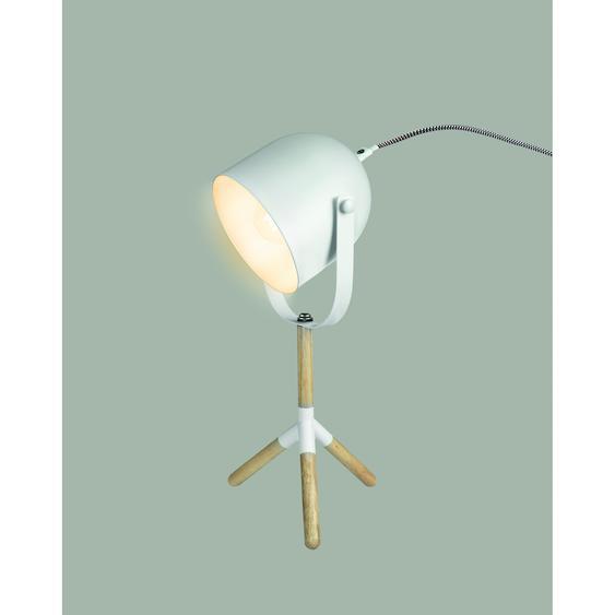 Stiltalent by ® Tischleuchte Spoty White weiß Ø 15 cm