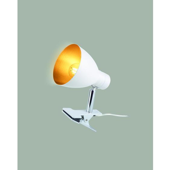 Stiltalent by ® Tischleuchte Whitely weiß Ø 10,4 cm