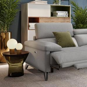 Stoff 3-Sitzer Relaxsofa CELANO