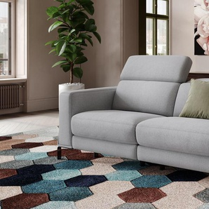 Stoff 3-Sitzer Sofa CASOLI Stoffcouch