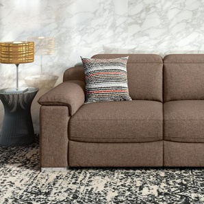 Stoff Designcouch 2-Sitzer MACELLO