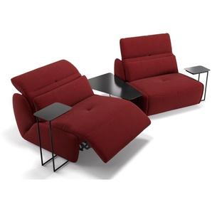 Stoff Kino Couch MODICA Relaxsofa XXL