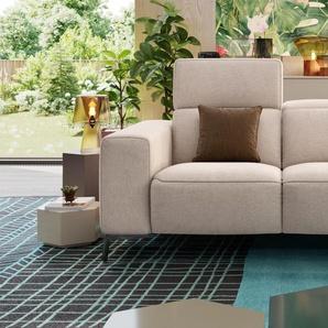 Stoffcouch BORRELLO 2Sitzer Garnitur Couch