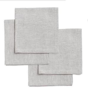 Stoffserviette , beige, 40x40cm quadratisch, Öko-Tex-Zertifikat, »Cabin«, , , DDDDD