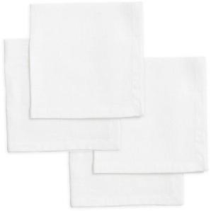 Stoffserviette , weiß, 40x40cm quadratisch, Öko-Tex-Zertifikat, »Cabin«, , , DDDDD
