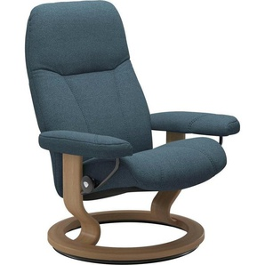 Stressless® Relaxsessel »Consul«, mit Classic Base, Größe S, Gestell Eiche