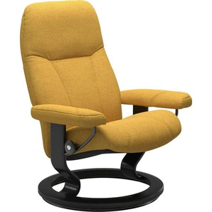 Stressless® Relaxsessel »Consul«, mit Classic Base, Größe S, Gestell Schwarz