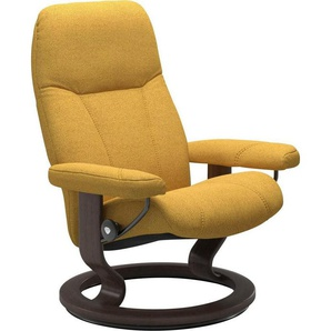 Stressless® Relaxsessel »Consul«, mit Classic Base, Größe S, Gestell Wenge