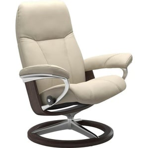 Stressless® Relaxsessel »Consul«, mit Signature Base, Größe S, Gestell Wenge