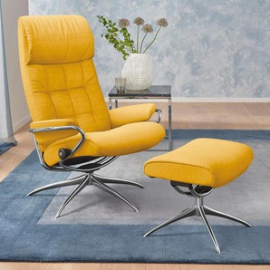 Relaxsessel , gelb, High Base, »London«, Stressless®