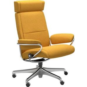Stressless® Relaxsessel »Paris«, mit Kopfstütze, Low Back mit Home Office Base
