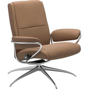 Stressless® Relaxsessel »Paris«, Low Back mit Star Base, in 2 Fußhöhen