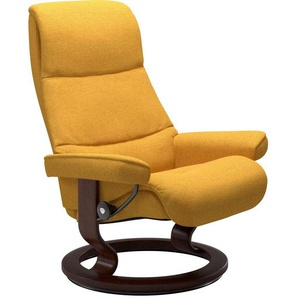 Stressless® Relaxsessel »View«, mit Classic Base, Größe L, Gestell Braun
