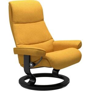 Stressless® Relaxsessel »View«, mit Classic Base, Größe M,Gestell Schwarz