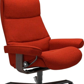 Stressless® Relaxsessel »View«, mit Home Office Base, Größe M,Gestell Wenge