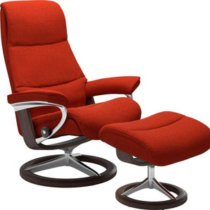 Stressless® Relaxsessel »View«, mit Signature Base, Größe L,Gestell Wenge
