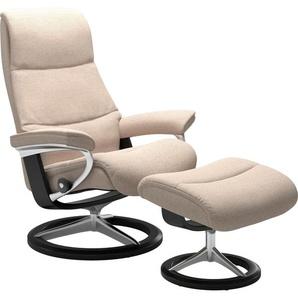 Stressless® Relaxsessel »View«, mit Signature Base, Größe S,Gestell Schwarz