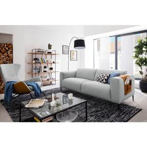Sofa Crawford (3-Sitzer) Webstoff