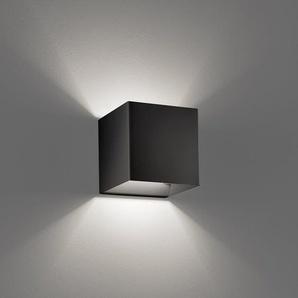 Studio Italia Design Laser Cube 10 x 10 LED Wandleuchte