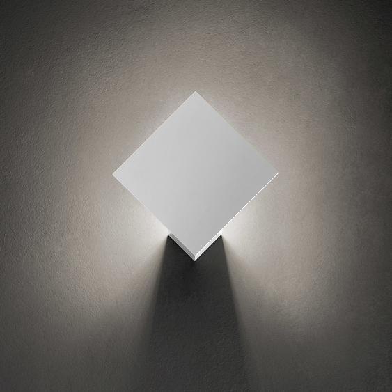 Studio Italia Design Puzzle Single Square LED Wand - / Deckenleuchte