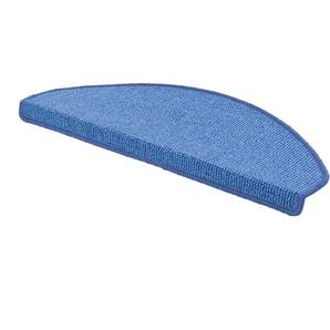 Stufenmatte »Ben«, Andiamo, halbrund, Höhe 4,5 mm, zweifarbige Schlinge, 15 Stück in einem Set