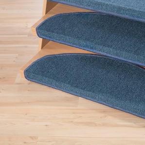 Stufenmatte »Bob«, Andiamo, stufenförmig, Höhe 4,5 mm, Melange-Effekt