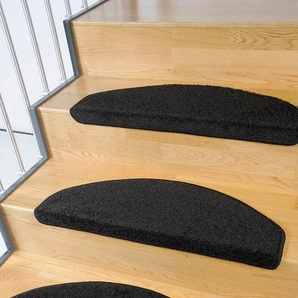 Stufenmatte »Burbon«, Living Line, stufenförmig, Höhe 10 mm, Velours