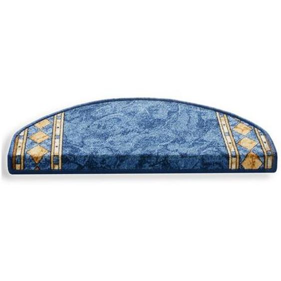 Stufenmatte Claire in Blau