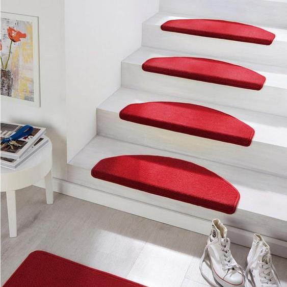 Stufenmatte »Fancy«, HANSE Home, halbrund, Höhe 7 mm