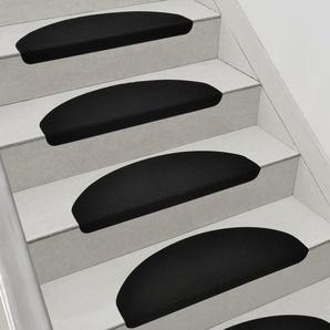 Stufenmatten Jaqueline in Schwarz