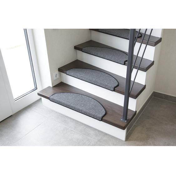 Stufenmatten-Set Ben in Anthrazit