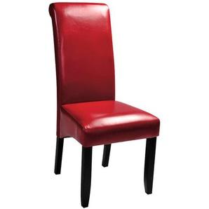Stuhl dunkelrot | rot | 49 cm | 107 cm | 50 cm |