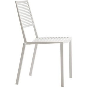 Stuhl Easy Fast weiß, Designer Centro R&D Fast, 82x46x52 cm