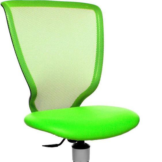 Stuhl, grün, Material Stoff »Titan Junior«, TOPSTAR